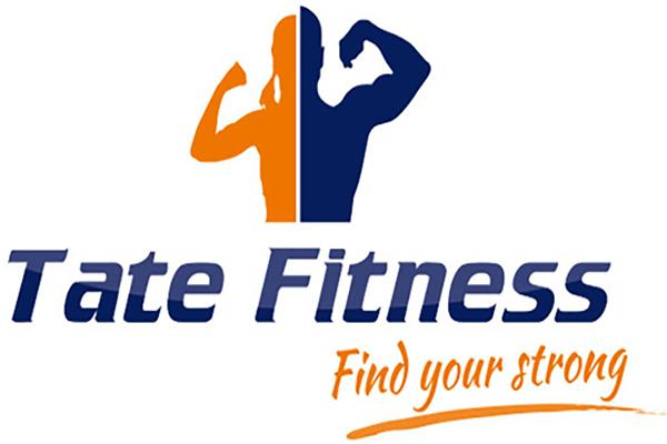 Tate Fitness Logo Design